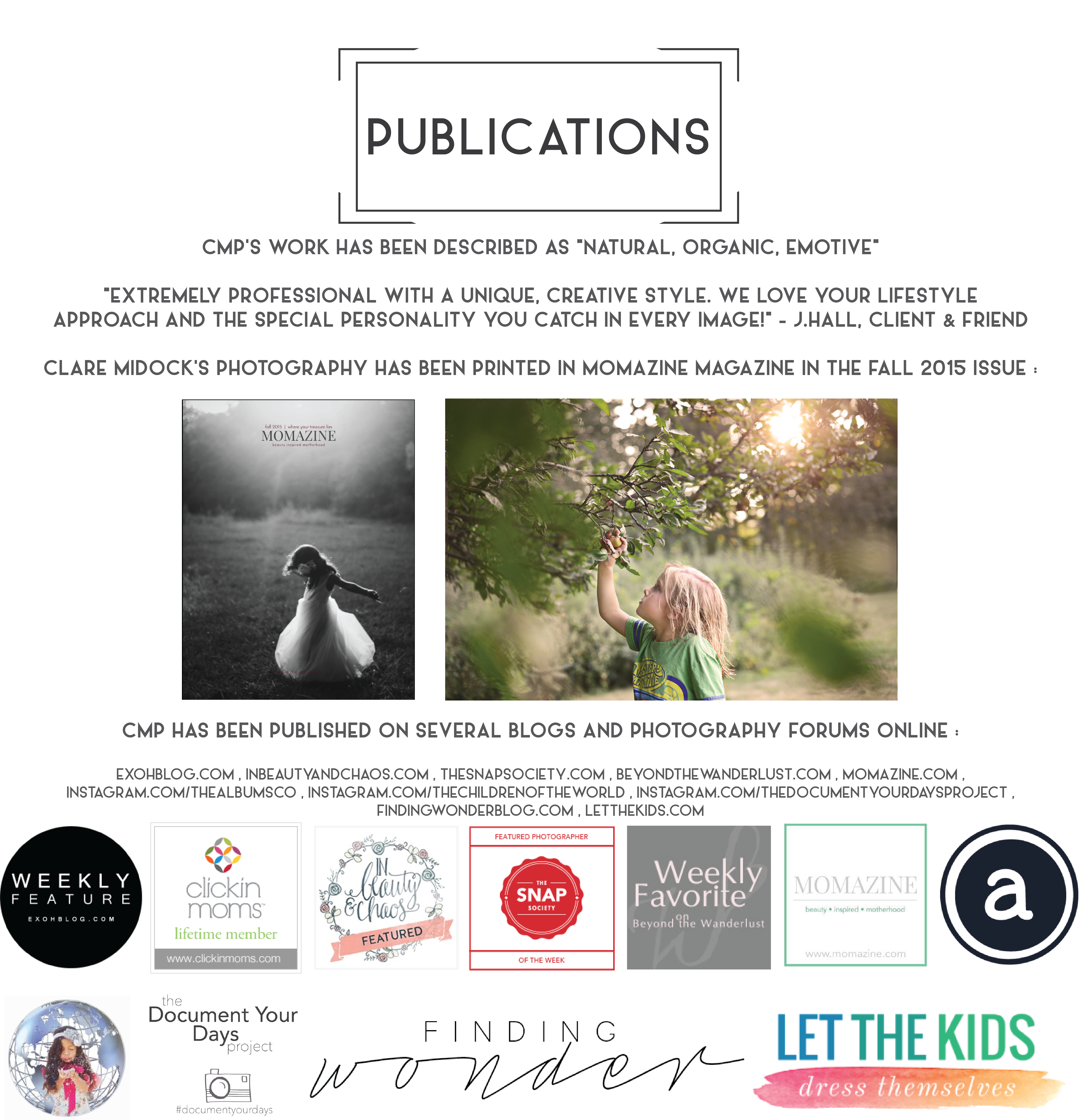 PUBLICATIONS (1)